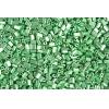Tiny Flats 5X3.5mm Metallic Light Green Terra Colour